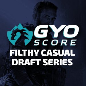 COD Filthy Casual Draft Series
